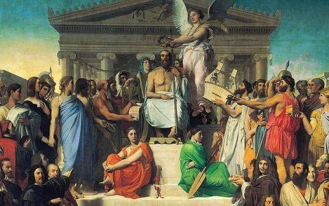 Η ομηρική θεολογία