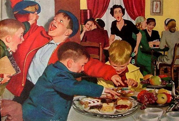 Οι 7 κακές συνήθειες των καλών οικογενειών