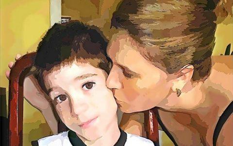 Σημείωμα στον γιο μου... από τη Σταυρούλα Παγώνα