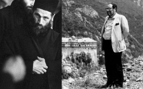 Το ταξίδι του Ουμπέρτο Έκο στο Άγιο Όρος