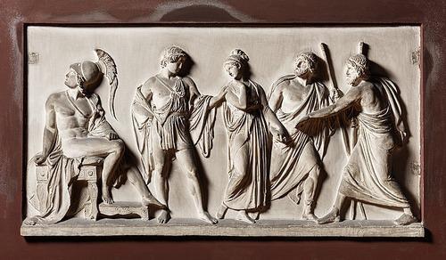 Bertel Thorvaldsen: Η Αρχαία Ελλάδα στα χέρια ενός σπουδαίου Δανού