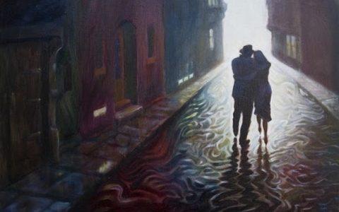 Είναι τύχη να ζήσεις τον έρωτα και την αγάπη μαζί
