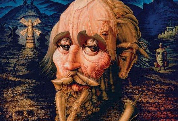Ο Δον Κιχώτης σήμερα, ουτοπία και πολιτική