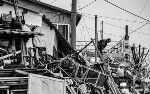 Σεισμός: Φόβος και σκέψεις, του Ηλία Γιαννακόπουλου