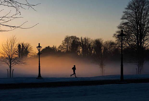 Τρέξιμο στο κρύο: Τέσσερις χρήσιμες συμβουλές