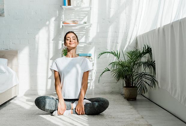 Δεν φοβάμαι την οστεοπόρωση, κάνω yoga