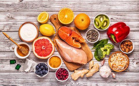 Ενισχύστε τη φυσική σας άμυνα διατροφικά!