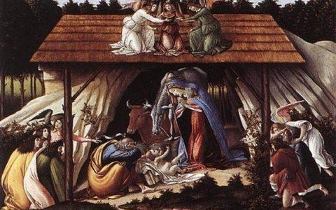 Γεώργιος Δροσίνης: Νύχτα Χριστουγεννιάτικη