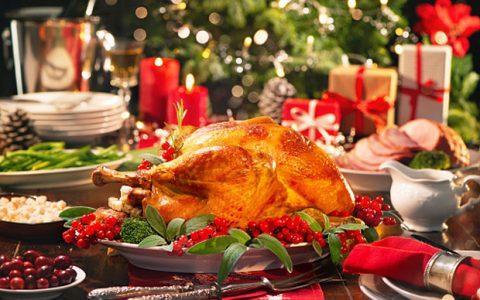 Το πλήρες θρεπτικό μενού για το Χριστουγεννιάτικο τραπέζι!