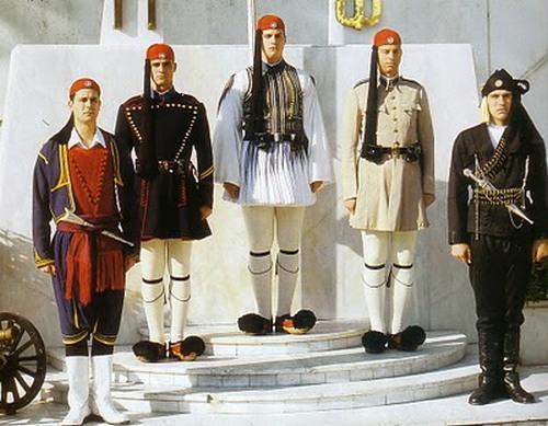 Εύζωνες: Τα καμάρια της Ελλάδας!