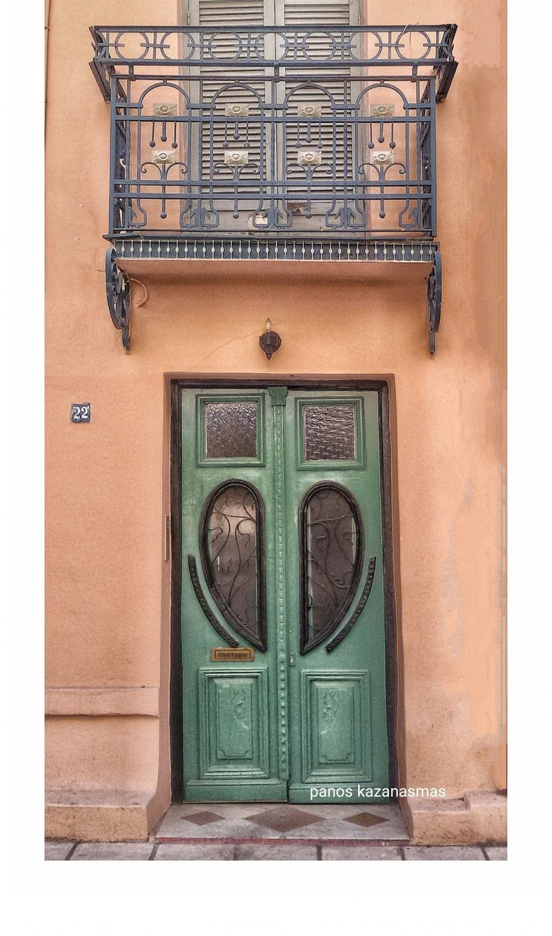 Οι ωραιότερες πόρτες της Θεσσαλονίκης!