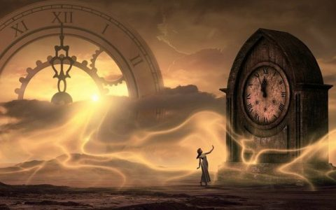 Χρόνος δεσμώτης και χρόνος λυόμενος, Οδυσσέας Ελύτης