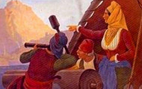 Λασκαρίνα Μπουμπουλίνα: Ίσως η πιο σπουδαία γυναίκα που έλαβε μέρος στην επανάσταση