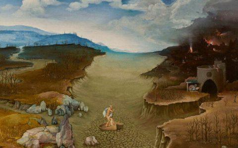 Μουσείο Πράδο, εκεί που η τέχνη προειδοποιεί για την αλλαγή του κλίματος!