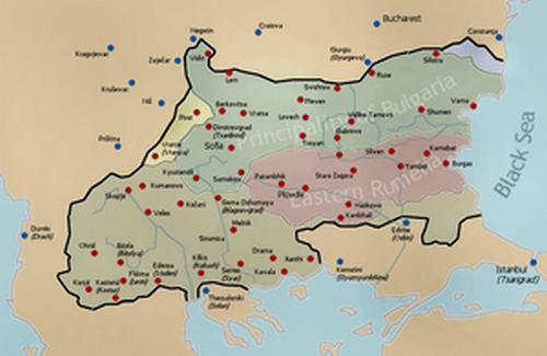 Όταν τα βουλγαρικά σύνορα έφτασαν στη Θεσσαλονίκη!