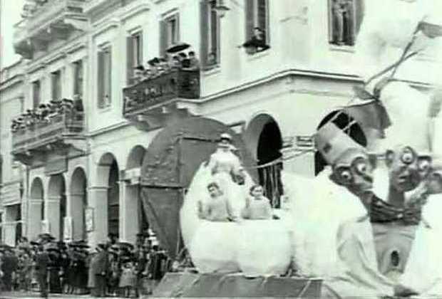 Πατρινό καρναβάλι 1959