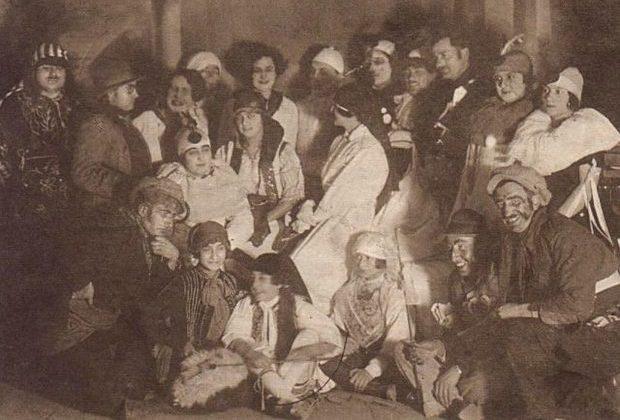 Το αποκριάτικο καρναβάλι στην παλιά Θεσσαλονίκη