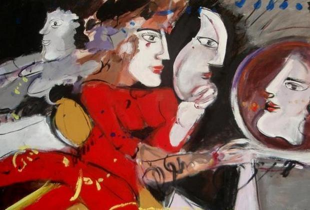 Το Πρόσωπο και το Προσωπείο στην ποίηση, του Ηλία Γιαννακόπουλου