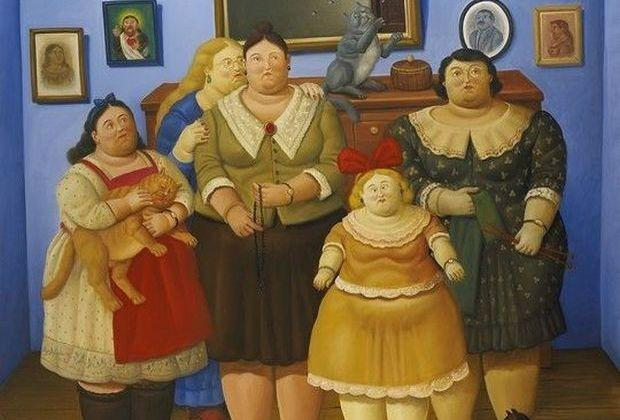 Fernando Botero: Ο δημιουργός των μοναδικών «λιπαρών» μορφών!