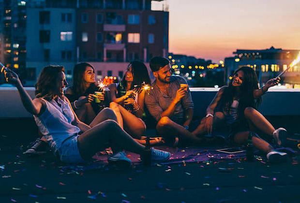 Ονειρεύομαι τους φίλους μου