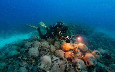 Dive in history στην Αλόννησο: υποβρύχιες ξεναγήσεις στην ιστορία!