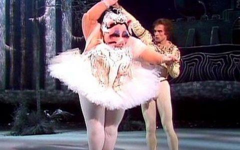Όταν ο Rudolph Nureyev παρουσιάστηκε στο Muppet Show!