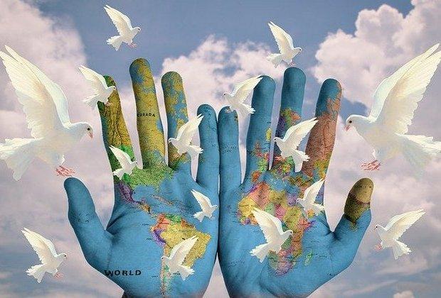 Για έναν κόσμο καλύτερο… μ.Κ.,