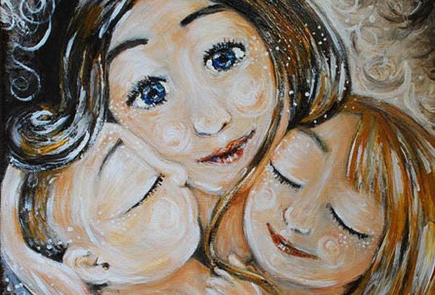 Η γιορτή των Μητέρων! από τη Σταυρούλα Παγώνα