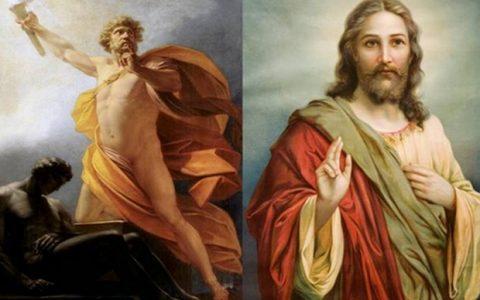 Προμηθέας – Χριστός: Οι πάσχοντες «θεοί», του Ηλία Γιαννακόπουλου