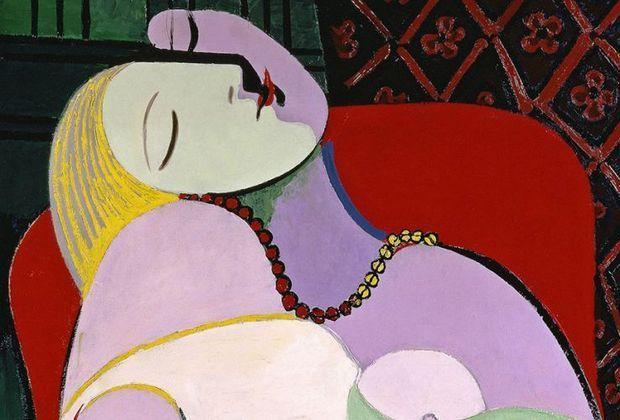 Le Rêve: Τι κρύβει ο διάσημος πίνακας του Πικάσο;