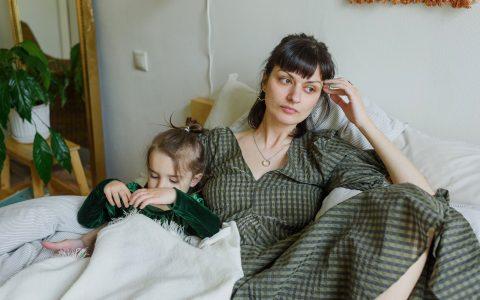 Μαμάδες στα πρόθυρα νευρικής κρίσης