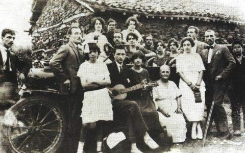 Οι καλοκαιρινές διακοπές στα γύρω «ορεινά» της πόλης, 1950-60