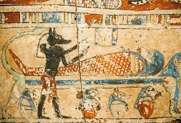 Το πιο σύντομο κείμενο για τον θάνατο, από τους αρχαίους Αιγύπτιους