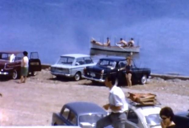 Διακοπές στην Ερέτρια του 1966!