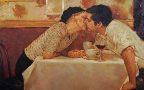 Έρωτας με την πρώτη ματιά…