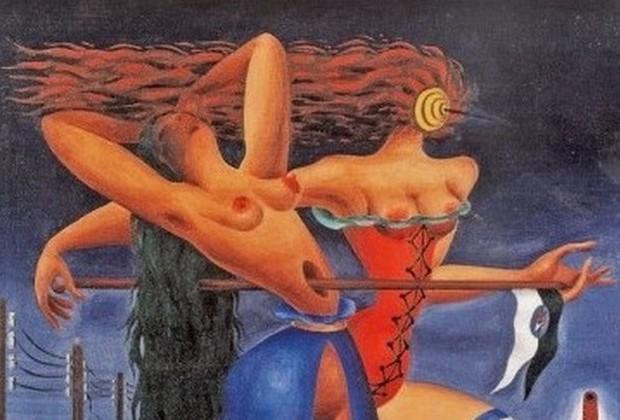 Γυναίκα, του Κωστή Παλαμά