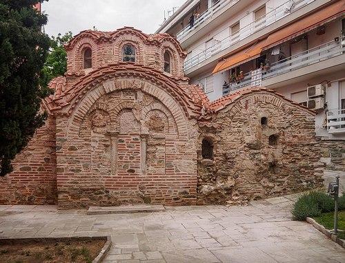 Κουλέ χαμάμ: Το βυζαντινό λουτρό στην Άνω Πόλη
