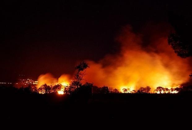 Πυρκαγιές: Στο ίδιο έργο θεατές, του Ηλία Γιαννακόπουλου