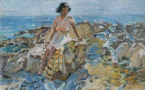 Τα όνειρα της θάλασσας, από τον Ισίδωρο Ζουργό