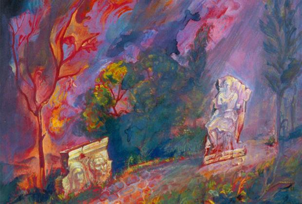 Το «αείζωον» Πυρ, του Ηλία Γιαννακόπουλου