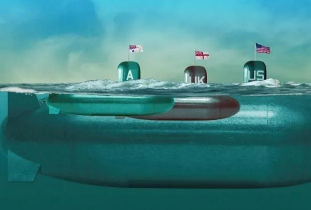 AUKUS: Ο ψυχρός πόλεμος ξανάρχεται... του Ηλία Γιαννακόπουλου
