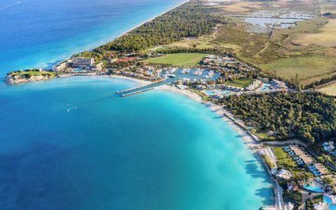 Τελευταίες στιγμές καλοκαιριού στο κοσμοπολίτικο Sani Resort!