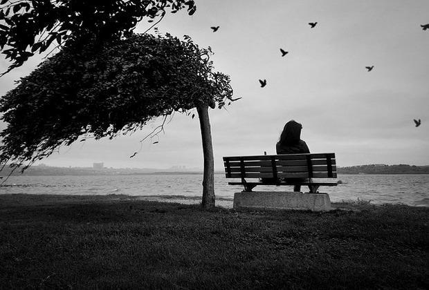 Μη φοβάσαι τις φωνές μιας γυναίκας, τη σιωπή της να φοβάσαι...