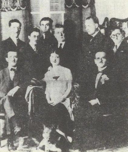 «Μις Θεσσαλονίκη» στα καλλιστεία της Ένωσης Συντακτών, 1929-30