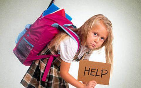 Πόσο πρέπει να ζυγίζει η σχολική τσάντα;