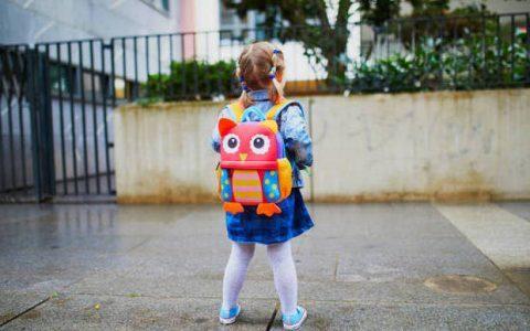 Πρώτη φορά στο σχολείο