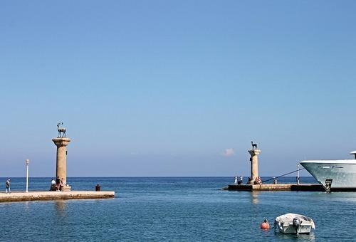 Ταξιδιωτικές εντυπώσεις: Διακοπές στο Καστελόριζο, Ρόδο, Σύμη, Χάλκη... του Ηλία Γιαννακόπουλου