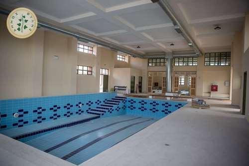 Ένα Βιοκλιματικό Ειδικό Γυμνάσιο στα Άνω Λιόσια με δωμάτιο ησυχίας και εσωτερική πισίνα!