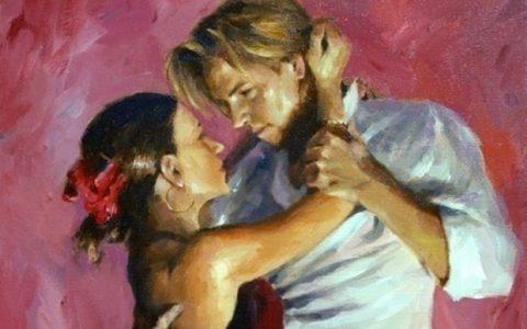 Οι μεγάλοι έρωτες κρύβουν μια άνω τελεία